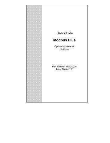 Modbus Plus