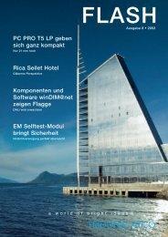Komponenten und Software windim@net zeigen Flagge PC PRO ...
