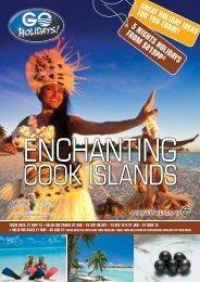Enchanting Cook Islands - Searle Travel