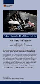 Morgenstern Trio - Kulturring Herdorf e.V. - Seite 6