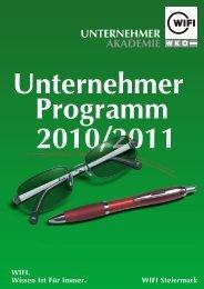 Unternehmerprogramm 1011