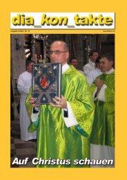 Nr. 18 - 2/2007 - Diakone Österreichs