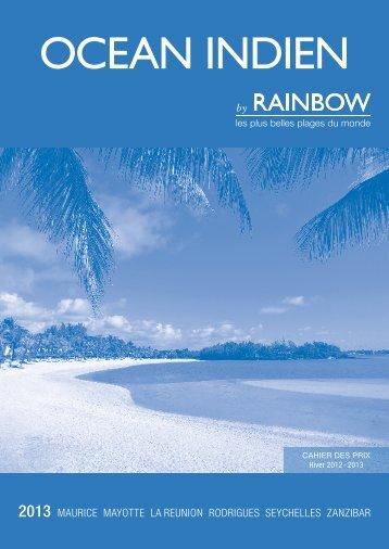 Télécharger la liste des prix - Rainbow