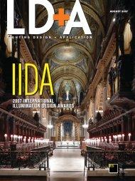 iida2007 international illumination design awards 2007 international ...