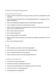 Checklist camerasysteem voor overvalbestrijding - Facto Magazine