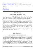 ZPRÁVY SVU NEWS - Czechoslovak Society of Arts & Sciences (SVU) - Page 5