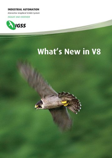 What's new in IGSS V8 - 7-Technologies
