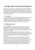 Arv, testament og avgift - Forsvaret - Page 2