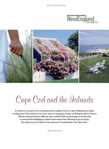 Cape Cod and the Islands - Cheryl Fenton