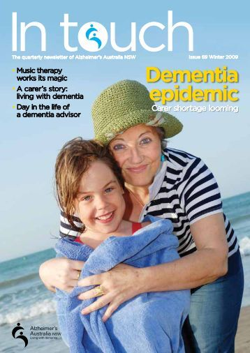 Issue 69 Winter 2009 (PDF) - Alzheimer's Australia