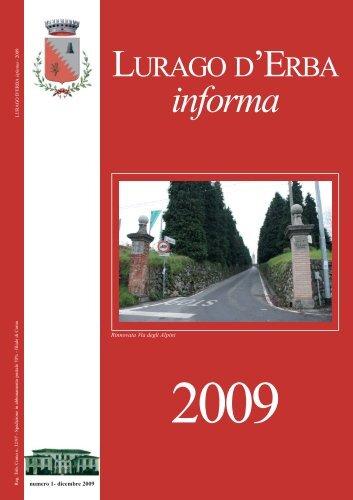 informa - Comune di Lurago D'Erba
