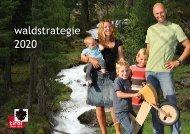 waldstrategie 2020 - Monitor2.org