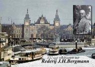 Geschiedenis van Rederij J. H. Bergmann - theobakker.net