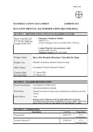 535459_Drontal_Chew_Med_Dogs_Bayer_MSDS - Agsure