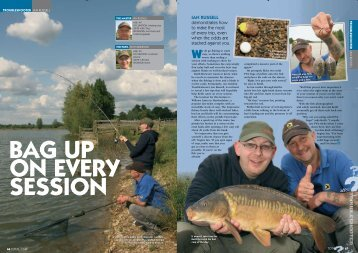 Read More... - Carp Fishing Tackle for the Avid Carper