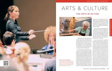 THE ARTS IN ACTION - Chattanooga Area Chamber of Commerce