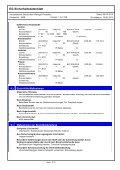 EG-Sicherheitsdatenblatt Bauschaum-Reiniger-Produkte ... - Lugato - Page 2