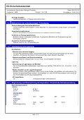 EG-Sicherheitsdatenblatt Bauschaum-Reiniger-Produkte ... - Lugato - Page 3