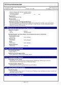 EG-Sicherheitsdatenblatt Bauschaum-Reiniger-Produkte ... - Lugato - Page 5