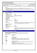 EG-Sicherheitsdatenblatt Bauschaum-Reiniger-Produkte ... - Lugato - Page 6