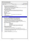 EG-Sicherheitsdatenblatt Bauschaum-Reiniger-Produkte ... - Lugato - Page 7