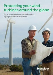 Download the brochure now - Schneider Electric