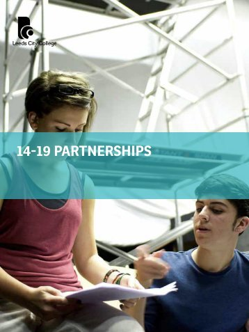 14-19 partnerships - Leeds City College
