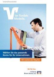 VRProfi - VR Bank Rhein-Neckar eG