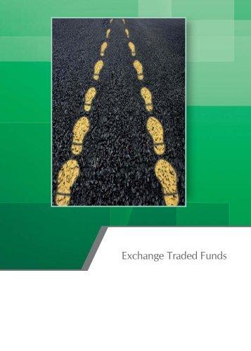 Exchange Traded Funds - National Bank of Abu Dhabi