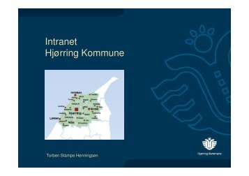 (Microsoft PowerPoint - IntraTeam Event 2012 - Hj\370rring ...