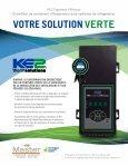 installation complexe et contrôles performants - CETAF - Page 2