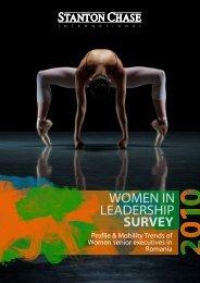 Women in Leadership Survey - Stanton Chase