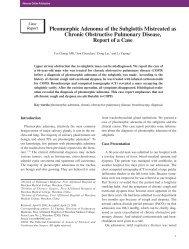 Pleomorphic Adenoma of the Subglottis Mistreated as Chronic ...