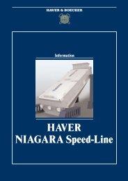 NIAGARA Speed-Line - Vermeulen Ingenieursbureau