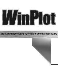 Quick start guide WinPlot