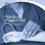 The Medically Fragile Child