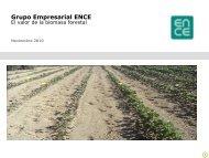 Experiencia en cultivos energéticos - Altercexa