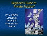 How to Build a Private Practice? - MIR-Online