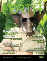 Download PDF of Issue #8 - FORTH Magazine