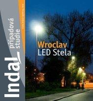 Wroclav LED Stela - Indal