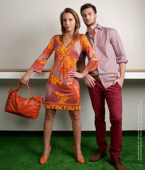 Lente-Zomer 2012 - Isola Fashion