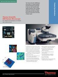 Thermo Scientific DXR Raman Microscope