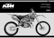 ersatzteilkatalog spare parts manual 250 sx - Motokeidas