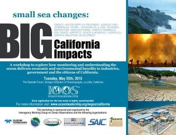 Flyer 3 - Southern California Coastal Ocean Observing System