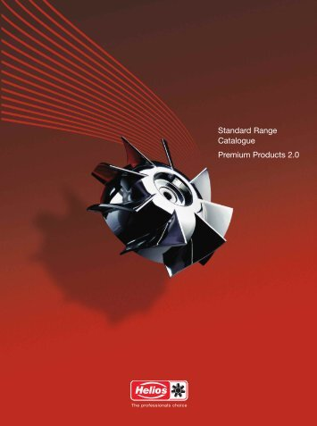 Standard Range Catalogue / Premium Products 2.0 - istpol