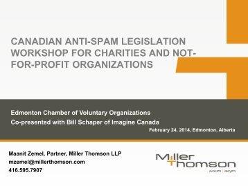 Anti Spam Presentation
