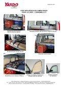 catalogue des vehicules compatibles - Yatoo - Page 4