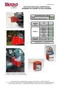 catalogue des vehicules compatibles - Yatoo - Page 7