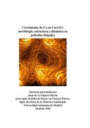 Bibliografía - Consejo Superior de Investigaciones Científicas