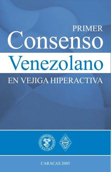 Primer Consenso Venezolano en Vejiga Hiperactiva